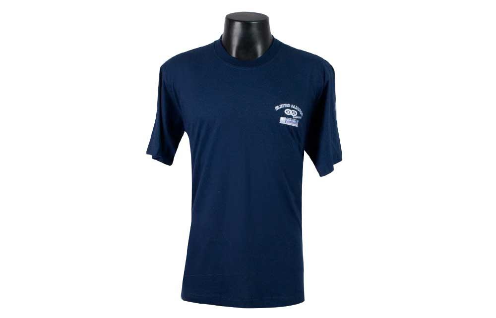 Camiseta Gola Careca PRY46